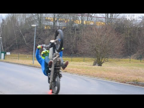 Simson Wheelie Lifestyle I KMC Thüringen