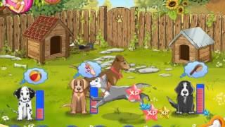 NEW мультик онлайн для девочек—милые щенки Ханны—Игры для детей