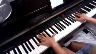Shine Your Way (from The Croods) - Owl City ft. Yuna - Piano Cover