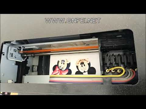 bb7d31e98 GNFEI A4 T-SHIRT Printer DTG Direct to Garment Printer Textile Printer