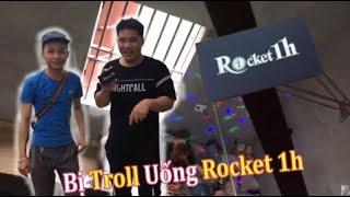Cho Uống Rocket 1h Ở Cùng Gái Xinh Và Cái Kết | Mạnh Đạt vlogs