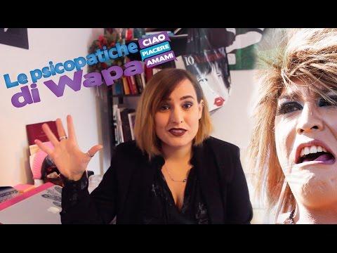 Lesbiche che discriminano I Le psicopatiche di Wapa