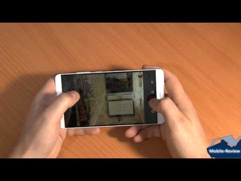 Видеообзор Huawei Ascend Mate 7
