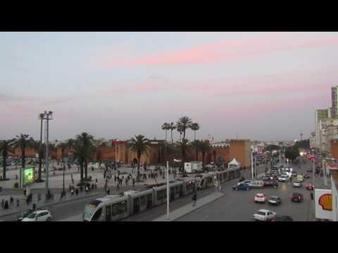 life in Rabat, Morocco, february 2017