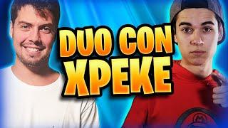 ¡ROAD TO MASTER jugando de DUOQ CON XPEKE! ¡Nuestra COMPENETRACIÓN es PERFECTA!