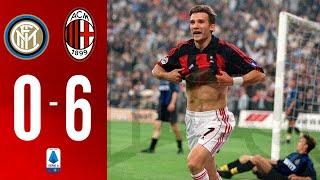 Revivez l'incroyable victoire 6-0 de l'ac milan dans le derby milanais édition 2000-2001 du championnat italien!pour suivre toute l'actualité l'ac milan, ...