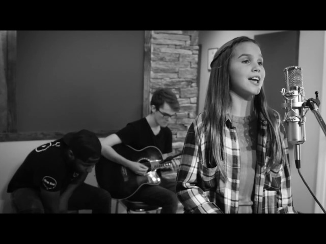 Reagan Strange - Thinkin Bout You (Frank Ocean Cover) - 12 years old