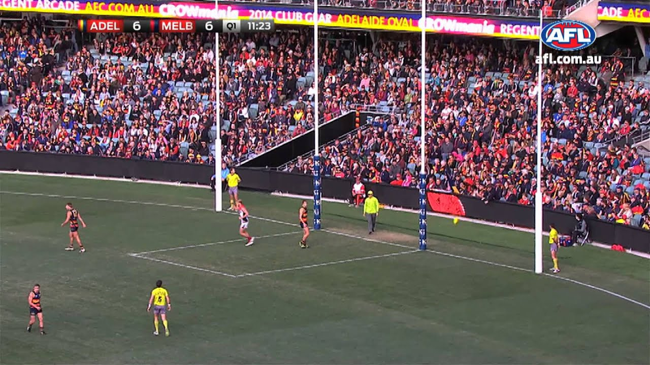 AFL Goal of the Year - Jay Kennedy-Harris Round 7 2014