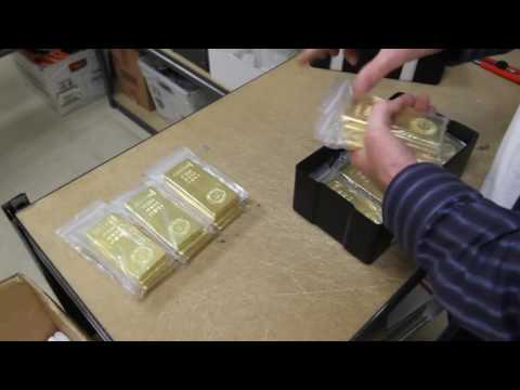 Gold Bars Gold Bullion available for sale