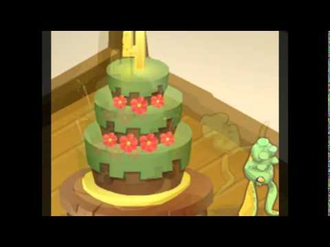 Animal Jam: The Finished Version Of Aj Fourth And Fifth Birthday Cake ...