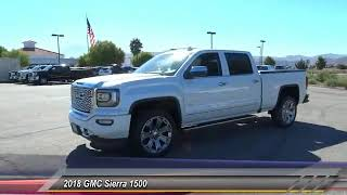 2018 GMC Sierra 1500 Diamond Hills Auto Group - Banning, CA - Live 360 Walk-Around Inventory Video 1