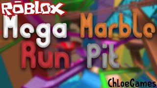 Chloe Plays ROBLOX: Marble Run | ETHANGAMERTV?!