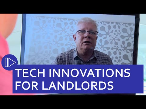 Tech Innovation for Landlords - Veri Smart Inventories - Jonathan Senior
