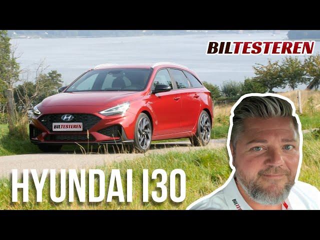 Kastreret stationcar! Hyundai i30 N-Line (test)