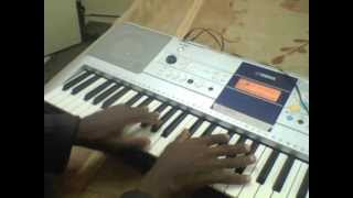 We bless your name piano chord breakdown F#/Gb tutorial