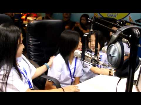 Square One Radio Tour - Barangay LS 97.1 FM