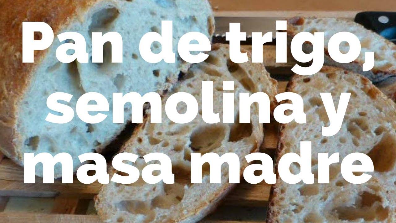 masa del pan casero