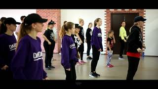 углубленный курс обучение по хип хопу базовые шаги импровизация мастер класс витебск