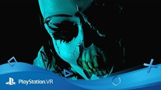Until Dawn: Rush Of Blood | Launch Trailer | PlayStation VR