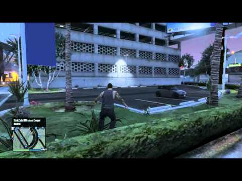 GTA 5 Trolling Online With A Twist