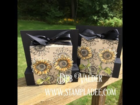 Collapsible Box Card with Deb Valder