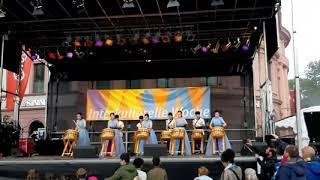 Mainz 다문화 축제에서 한국문화를 알리다.(ISF …