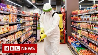 Coronavirus: Some countries in Europe to ease restrictions - BBC News