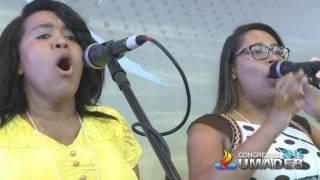 Cantora Sandra Pires - UMADEB 2016