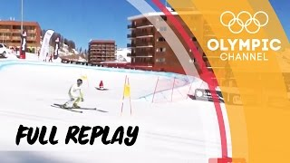 Telemark Parallel Sprint Qualifiers | FIS Telemark World Championships 2017 | Re-Live