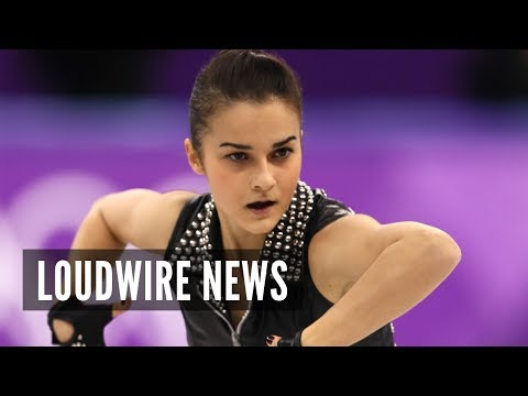 Figure Skater Rocks AC/DC Routine at Winter Olympics
