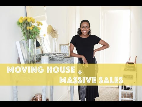MOVING HOUSE AND MASSIVE SALES! | THIS IS ESS