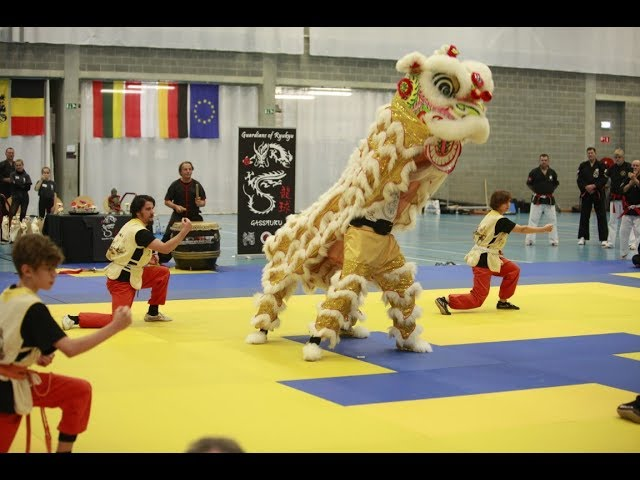 Live demo GoR 2019 with Grandmasters differents styles & countries Filmed Walter Toch
