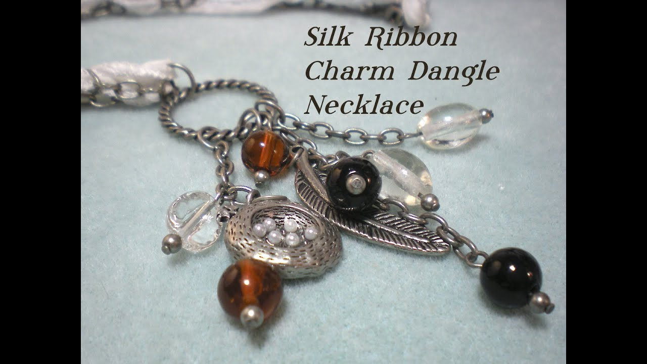 silk using made eco soft ribbon from pin friendly clarity necklace and grace statement handmade