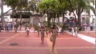 DANZA SHIPIBO  Escuela Guillermina de Cevallos