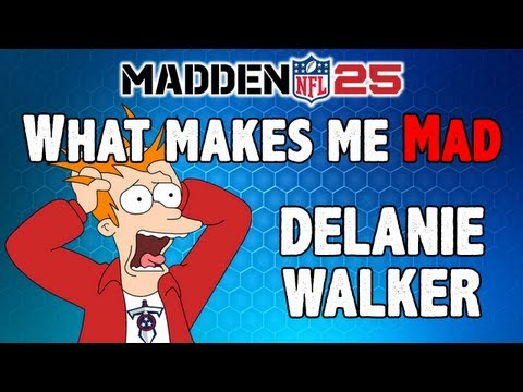 Madden 25 Ultimate Team: What makes me MAD!!! | MUT 25 Delanie Walker