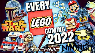 Every LEGO Set LEAKED 2022 Release
