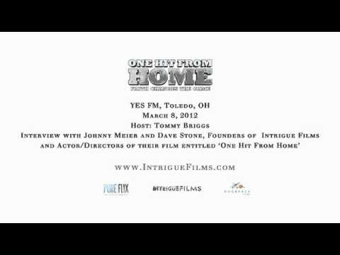 Tommy Briggs interviews Johnny Meier and Dave Stone Actor/Director of One Hit From Home