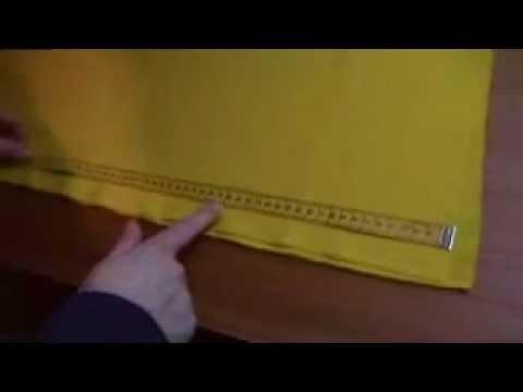 Wir nähen uns einen Hogwartsumhang #002 - Zitronenbonbons!! - YouTube