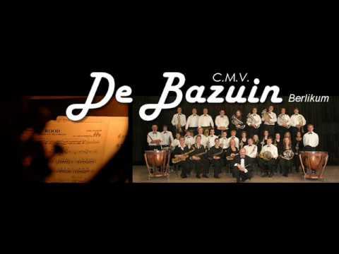 CMV De Bazuin Concert March from 1941