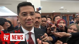 Azmin: Do not be a hypocrite