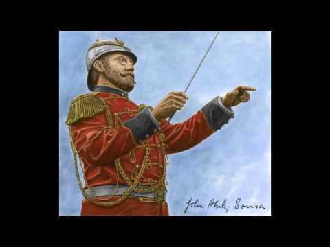 Ira Hearshen: Symphony on themes of John Philip Sousa (1994)