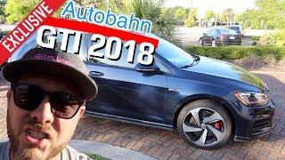 ⚫ 2018 Volkswagen Golf GTI w/Autobahn Package | REVIEW