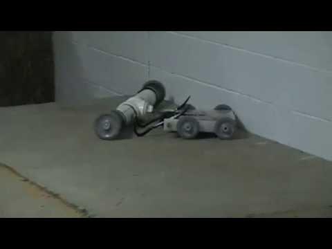 2016 Pennsylvania Robot Barn Battles Sumo (Round Robin)