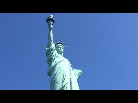 Statue of Liberty Pedestal Balcony