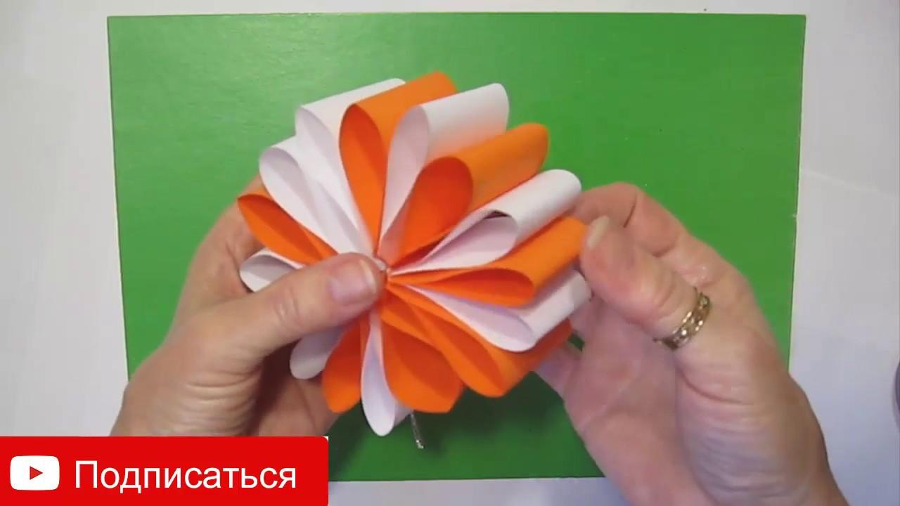 Что можно сделать из бумаги своими руками легко и просто