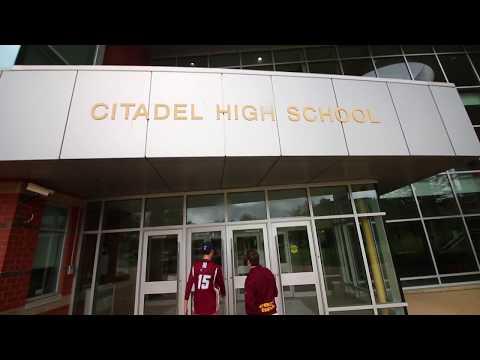 Citadel High School Tour 2017