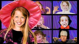 The Monster Finger Family   Finger Family Songs