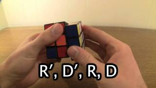 how to solve a rubik s cube orienting the blue corners