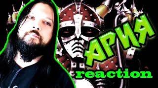 Aria - Hero of Asphalt Reaction!! (Russian Iron Maiden?!)
