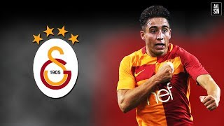 Emre Mor | 2018 | Welcome to Galatasaray? | Skills And Sublime Dribblings | HD